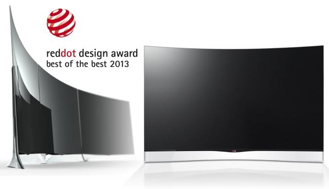 Награды LG за дизайн
