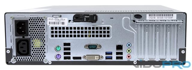 Обзор офисного ПК Fujitsu ESPRIMO E710 E90+