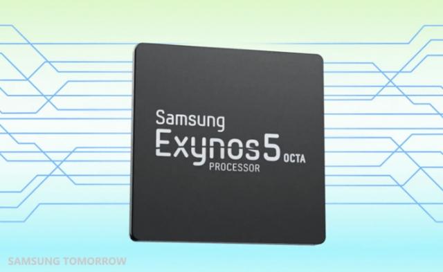 Новый восьмиядерный процессор Samsung Exynos 5 Octa