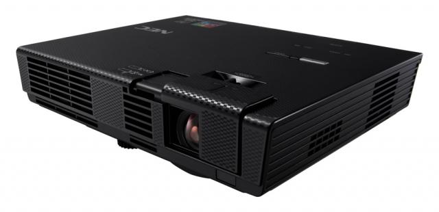Новые проекторы NEC