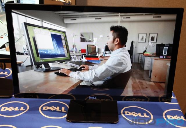 В Киеве представлены новые мониторы Dell