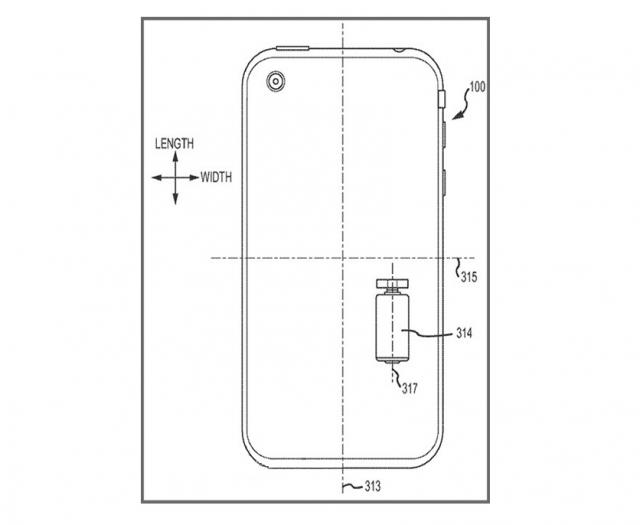 Apple запатентовала технологию защиты от падения устройств
