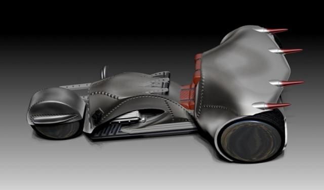 Мотоцикл Rivet Уильяма Шатнера пойдет в производство