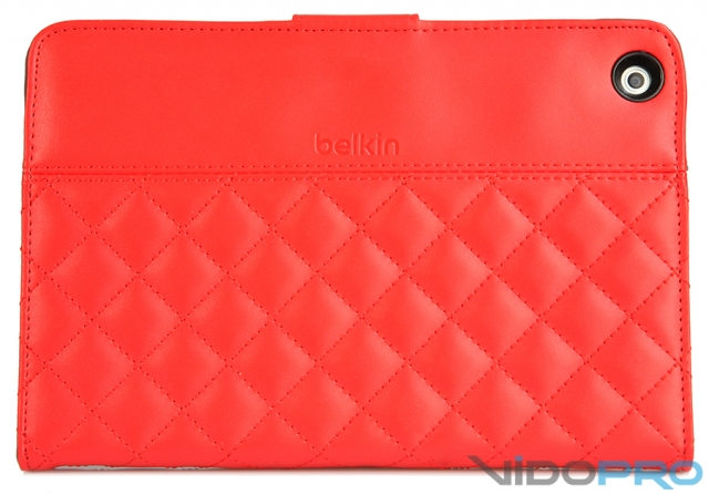 Belkin Quilted Cover with Stand for iPad mini: футляр для самого популярного планшета в мире