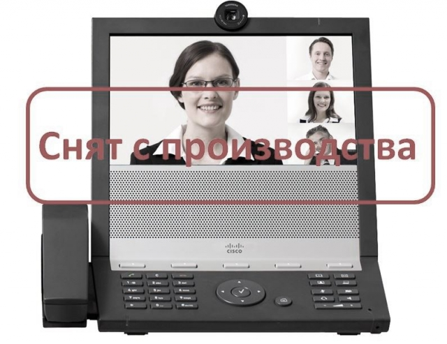 Корпоративный телефон Cisco DX650