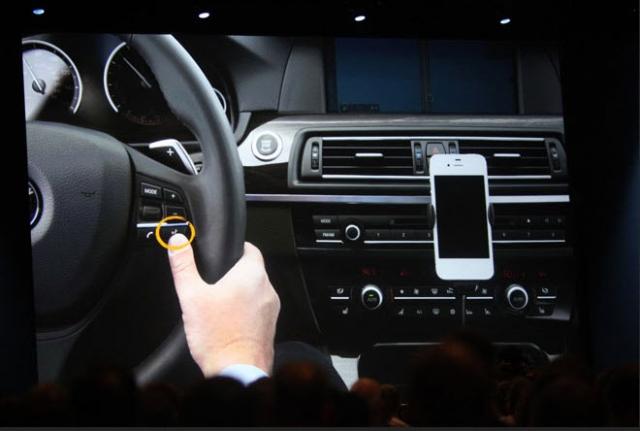 Chevrolet Sonic  – первый автомобиль с интеграцией Siri Eyes Free