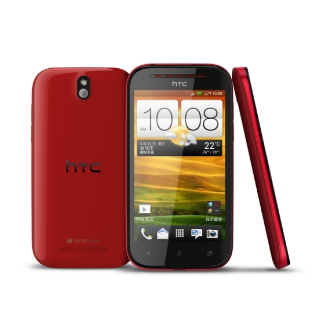HTC представила очередную новинку – Desire P