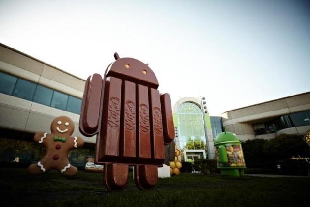Очередь за KitKat: какие смартфоны получат обновление в ближайшее время