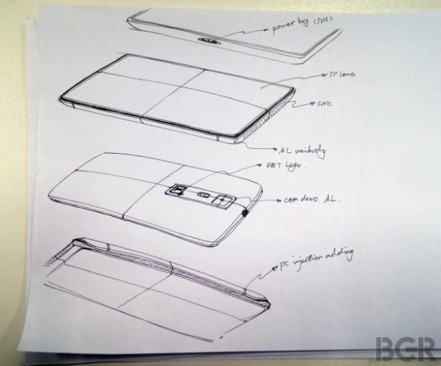 Эксклюзив: Вот как выглядит OnePlus One