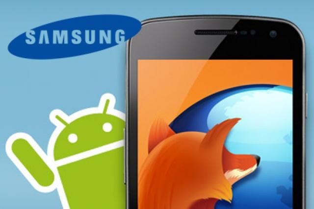 Новый браузер от Samsung и Mozilla