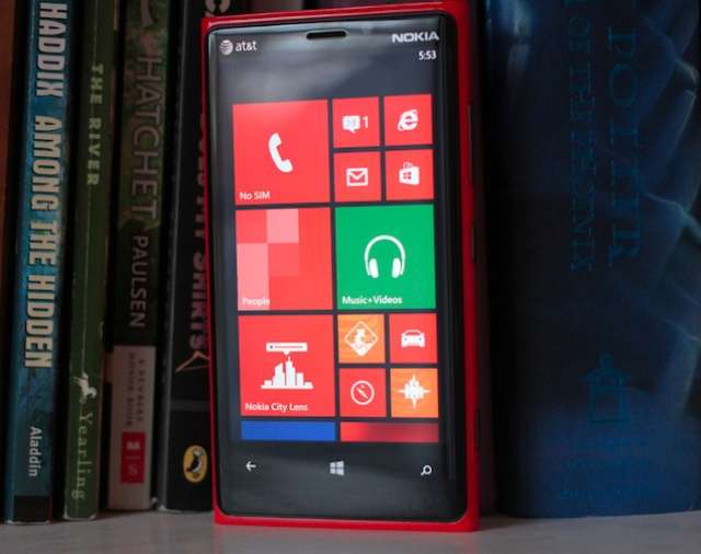 Новые подробности о Nokia Lumia 928