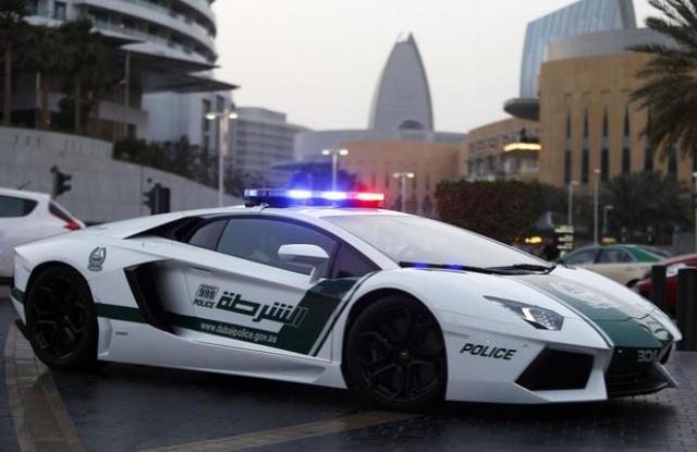 На улицах Дубая появятся робокопы