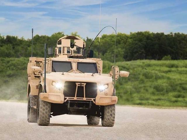 3 высокотехнологичных бронеавтомобиля, которые могут заменить Humvee
