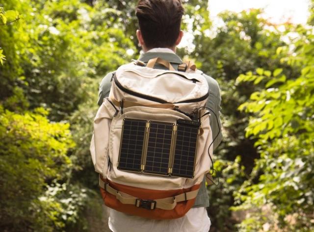 Солнечная батарея у вас в кармане, это не миф, это уже реальность! Solar Paper