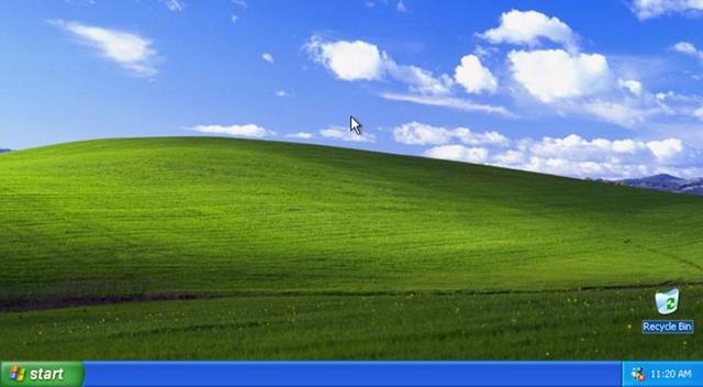 Microsoft откажется от поддержки Windows XP ровно через год