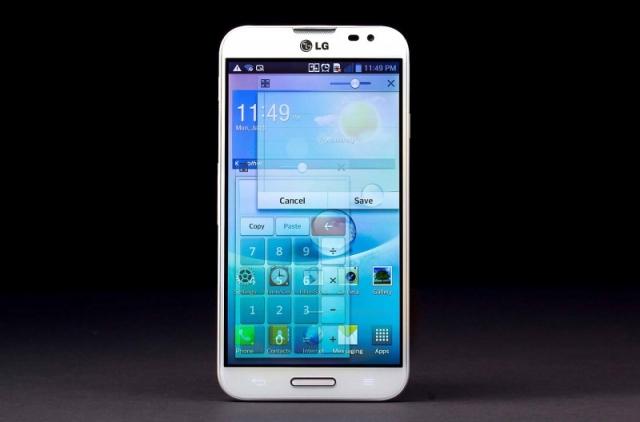LG обновляет Optimus G Pro (видео)