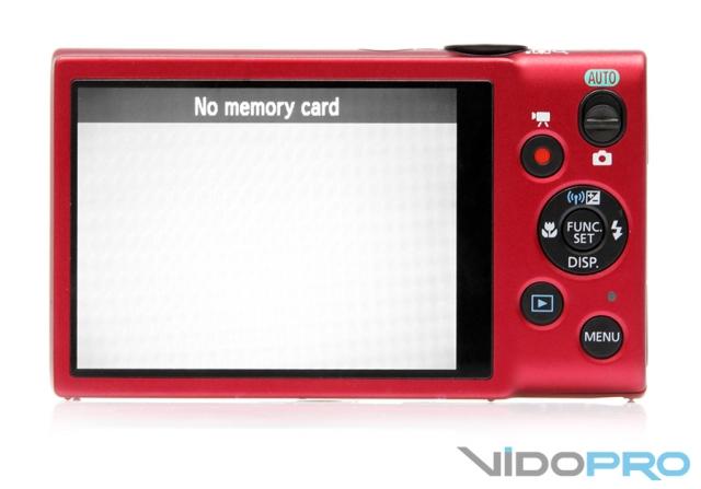 Canon IXUS 140: маленькая камера с модулем Wi-Fi