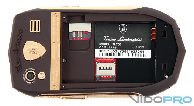 Tonino Lamborgini TL700: шик и блеск под звук фанфар