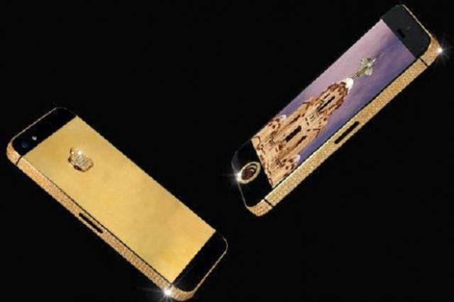 iPhone 5 Black Diamond  – самый дорогой телефон