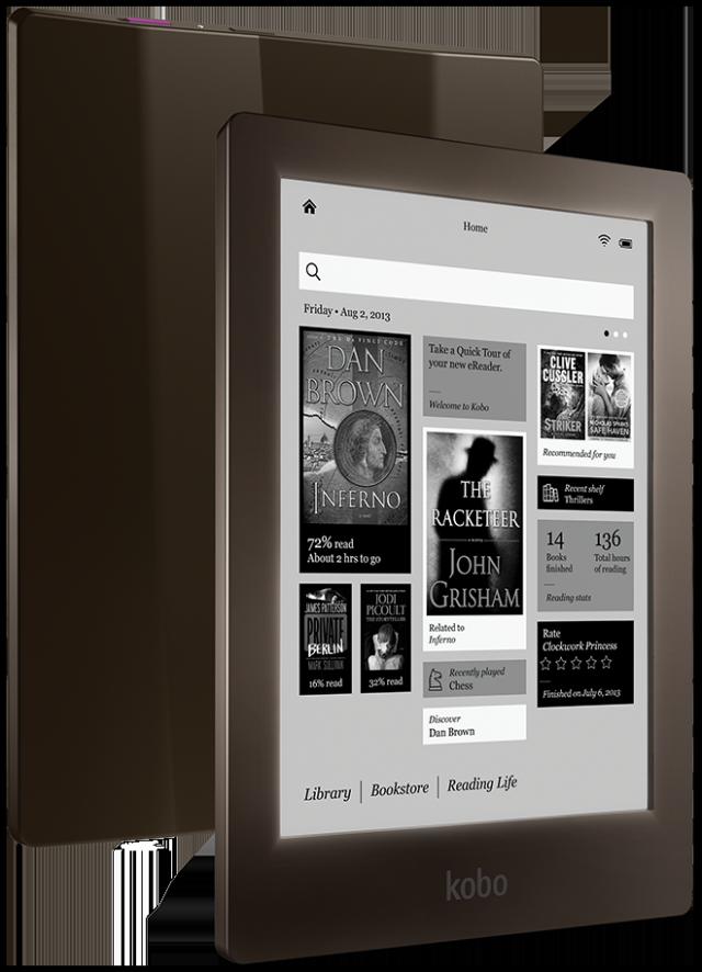 Электронные книги Kobo выйдут ограниченным тиражом