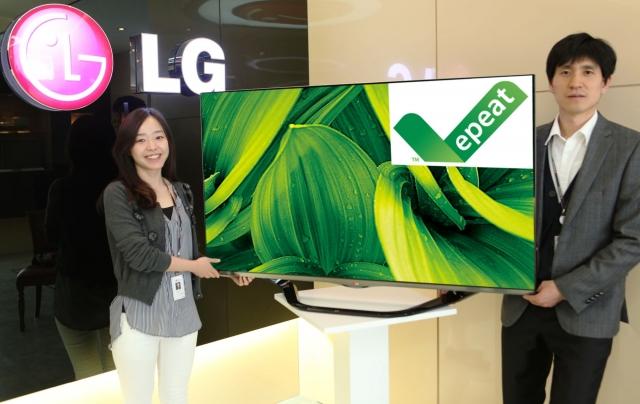 Телевизоры LG включены в реестр «зеленой» техники ЕРЕАТ