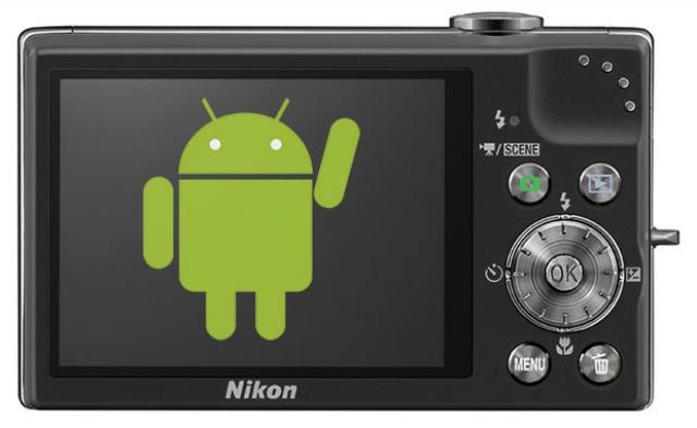 Изначально Android предназначался для фотоаппаратов?
