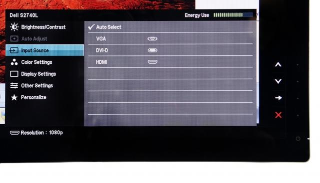 Dell S2740L: 27 дюймов как новый тренд