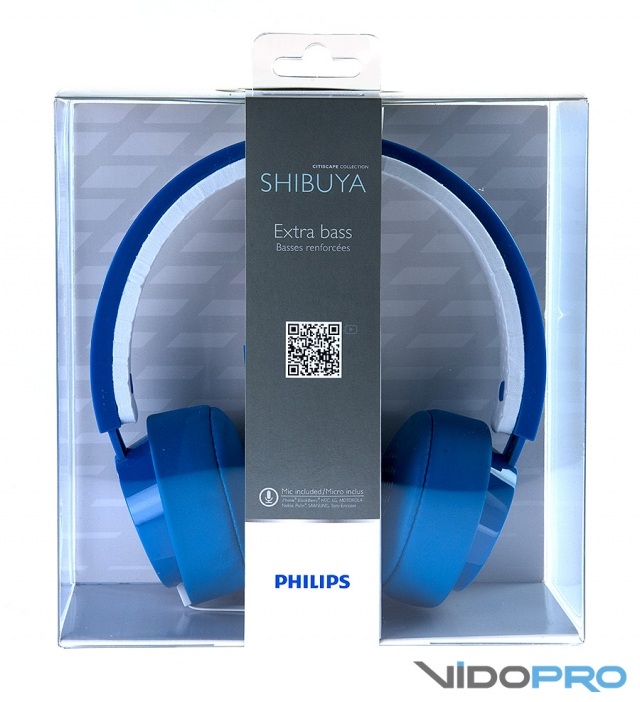 Philips CitiScape Shibuya: в ритме Токио