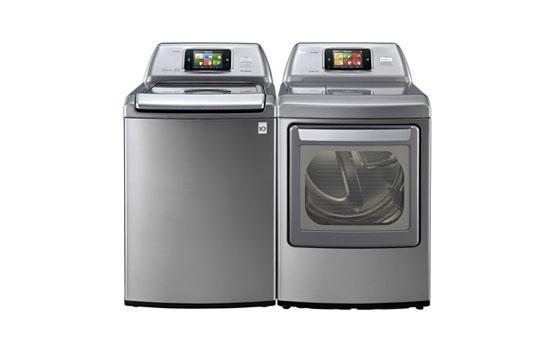 Стиральные машины от LG научатся стирать без воды