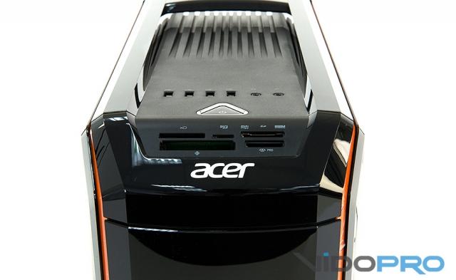 Acer Predator G3610: хищник на свободе