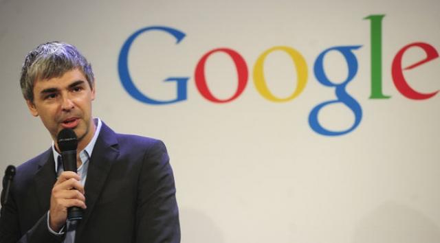 Ларри Пэйдж подтвердил, Google Glass будет работать под управлением Android