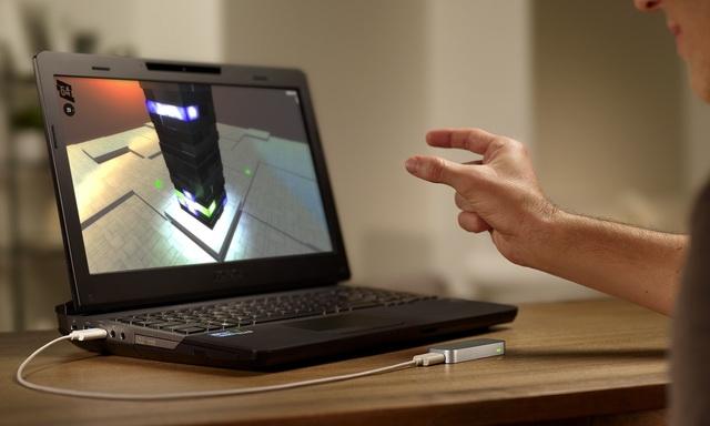 HP и Leap Motion работают над компьютером, которым можно будет управлять с помощью жестов
