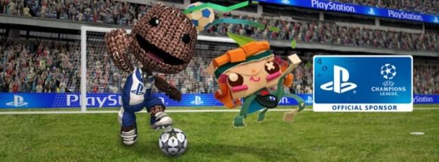 Sony организует 4-дневный фестиваль на УЕФА