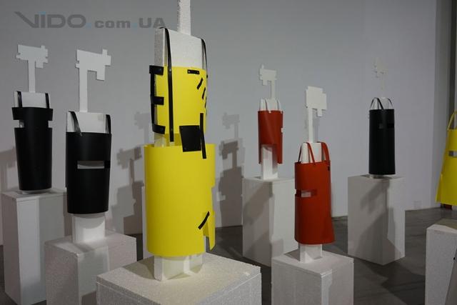 Открытие фестиваля «Арсенал Идей» в «Мистецькому Арсеналі»
