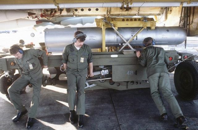 Из 7 потерянных военными ядерных боеголовок, найдено только 3