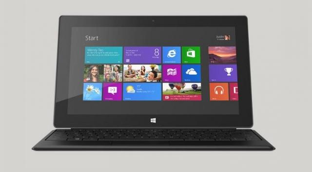 Windows 8 удалось завоевать 7.5% рынка планшетов