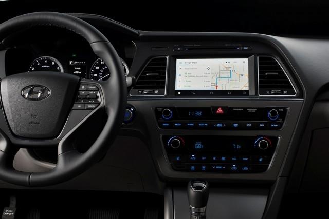 Hyundai - первый автомобиль с Android Auto. Что это такое?