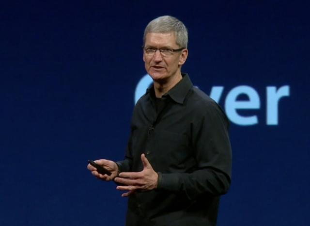 Apple на WWDC – первые самостоятельные шаги Тима Кука