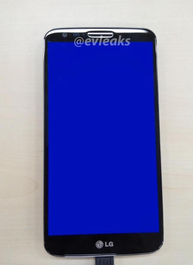 Фото нового смартфона LG – Optimus G2 или Nexus 5?