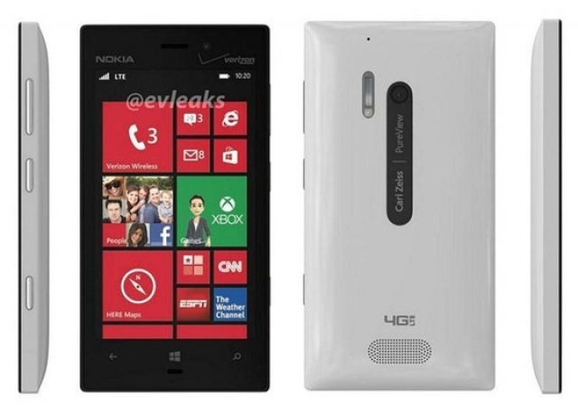 Nokia Lumia 925 будет представлена 14 мая