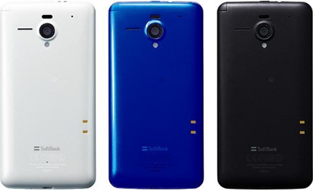 Смартфон Sharp Aquos 206SH: водозащищенный долгожитель с Full HD экраном