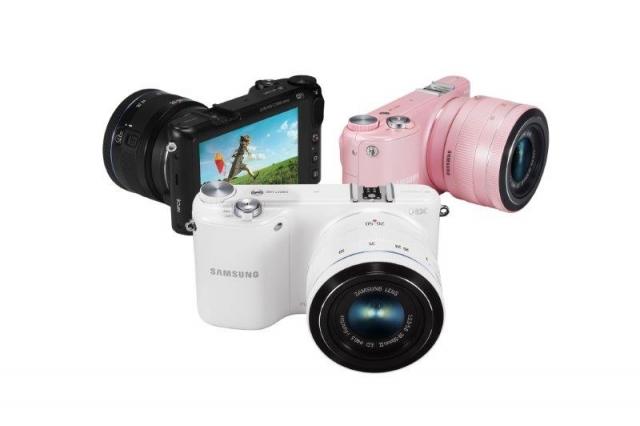 Новая Smart-камера Samsung NX2000
