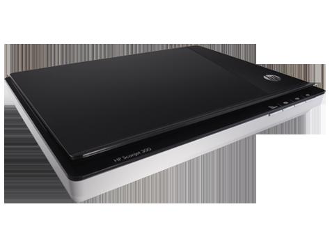 Самый миниатюрный планшетный фотосканер HP Scanjet 300