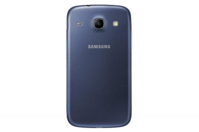 Компактный двухъядерный смартфон Galaxy Core с Dual SIM