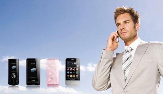 Philips планирует покорить рынок смартфонов