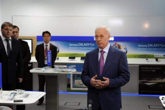 Samsung открывает два научно-исследовательских центра в Киеве и Харькове