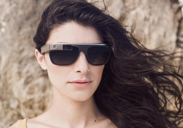 Теперь Google Glass можно носить с очками для зрения: четыре модели по 5