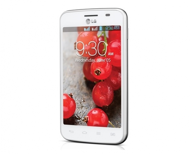 Смартфон Dual-Sim LG Optimus L4II скоро появится в Украине
