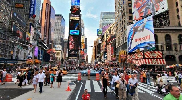 Yahoo: сделка с Tumblr и новый офис на Таймс-сквер