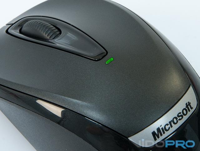 Microsoft Wireless Mobile 3000: идеальная мышь для ноутбука